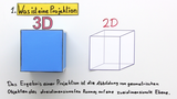 Projektion – Einführung