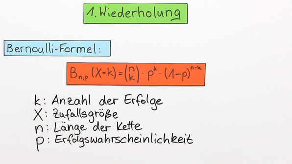 Normalverteilung – Standardisierung der Binomialverteilung