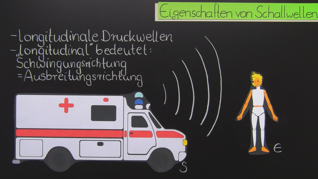 Sirene eines Krankenwagens