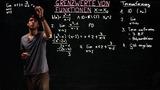 Grenzwerte von Funktionen für x → xₒ – Termumformung