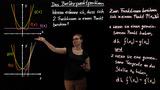 Berührpunktproblem – Berührung zweier Funktionen in einem Punkt zeigen