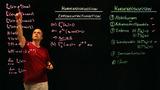 Scharen von Exponentialfunktionen – Kurvendiskussion (1)