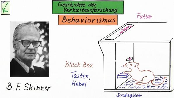 Geschichte der Verhaltensforschung