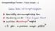 Wie bilde ich das Futur Simple der unregelmäßigen Verben? (2)