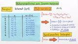 Numerische Integrationsverfahren – Simpson-Verfahren