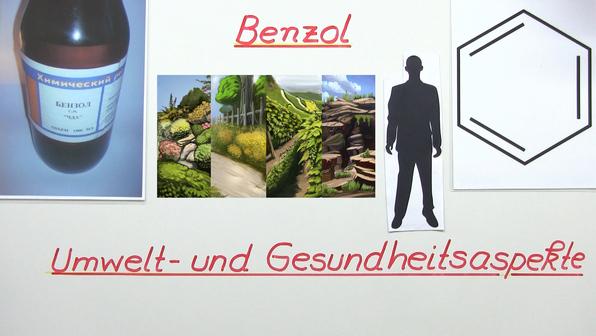 Benzol – Umwelt- und Gesundheitsaspekte
