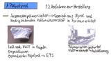 Schaumstoffe und Schäumungsverfahren