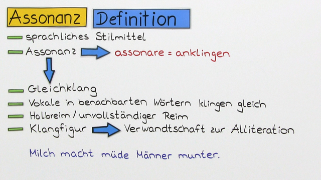 alliteration wirkung