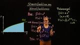 Stammfunktionen von Wurzelfunktionen