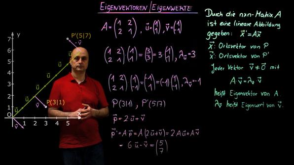19801 was sind eigenwerte und eigenvektoren