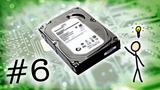 Wie funktioniert eine Festplatte?