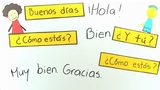 Die Begegnung: El encuentro
