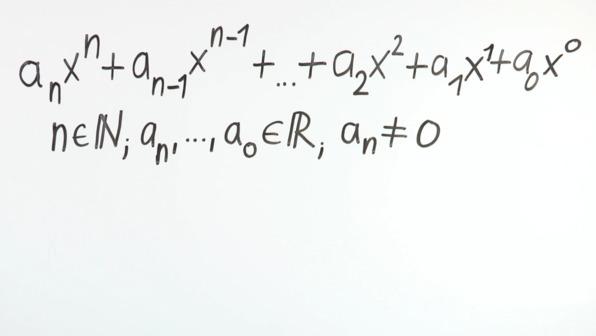 Ganzrationale Funktionen – Definition Teil 1
