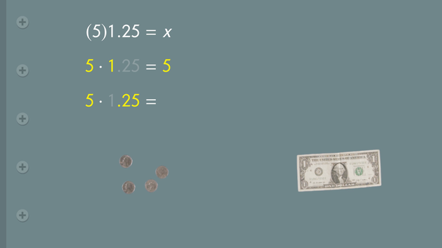 Clever Calculations with Money
