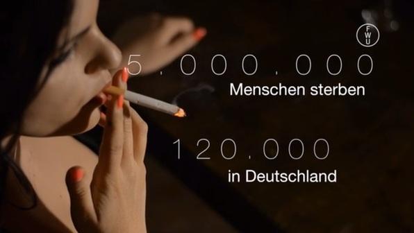Gefahren für die Lunge - Rauchen und Co
