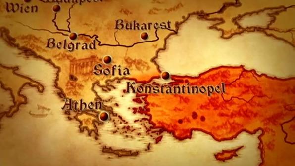 Die Osmanische Armee - Kampf mit Pfeil und Bogen