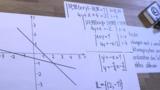 Lineare Gleichungssysteme  zeichnerisch lösen – krumme Zahlen