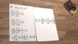 Von der Koordinatenform in die Parameterform - Spezialfälle 1