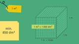 Volumeneinheiten umrechnen – Überblick