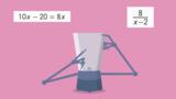 Bruchgleichungen lösen – Überblick