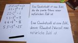 Quadratzahlen und Kubikzahlen