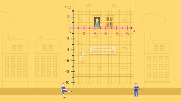 Quadratische Ungleichungen graphisch lösen