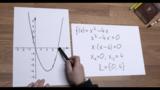 Nullstellen quadratischer Funktionen - Beispiel 2