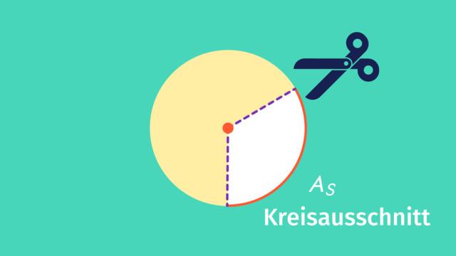 Kreisausschnitt – Einführung