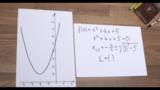 Nullstellen quadratischer Funktionen - Beispiel 4