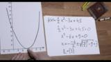 Nullstellen quadratischer Funktionen – Beispiel 5