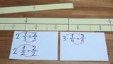 Brüche multiplizieren 1 – natürliche Zahlen mit Brüchen multiplizieren