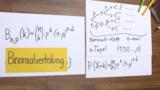 Binomialverteilung - Definition
