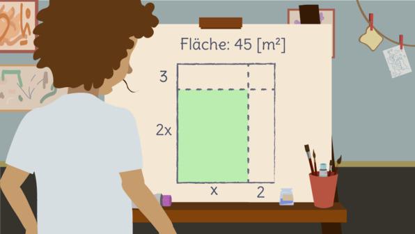 Quadratische Gleichungen lösen – Faktorisierung durch Zerlegung und Ausklammern