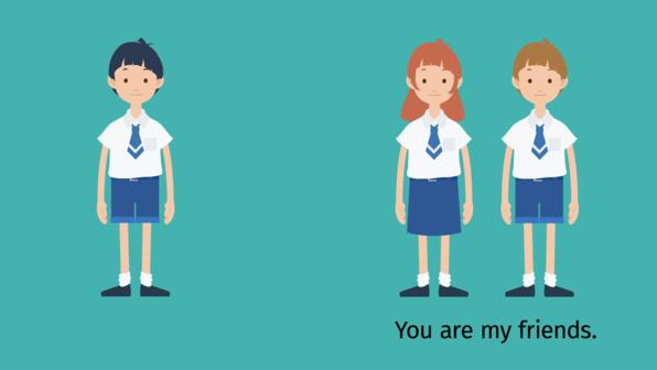 Personal Pronouns – Personalpronomen