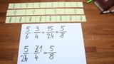 Brüche multiplizieren - Aufgabe 2