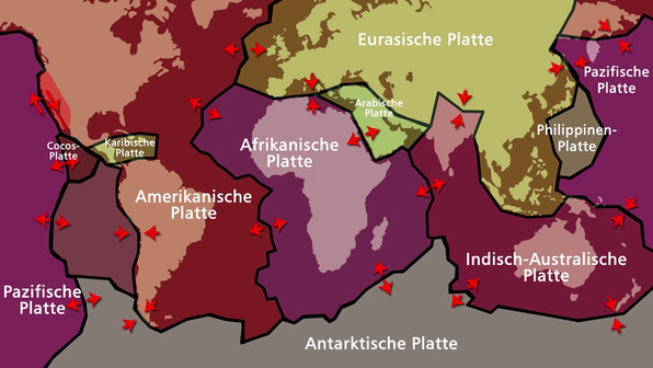 Erdbeben – wenn die Erde erzittert