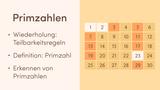 Primzahlen – Einführung