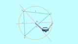 Mittelpunkt eines Kreises konstruieren