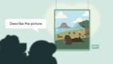 How to describe a Picture – Einfache Bildbeschreibung