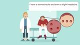 A visit to the doctor – Ein Besuch beim Arzt