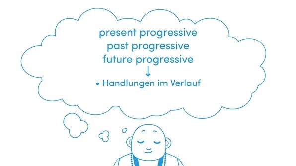 Progressive Tenses – Verlaufsformen im Vergleich (1)