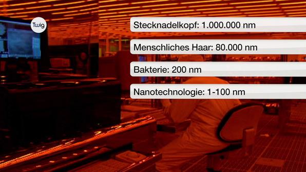 Was ist Nanotechnologie?