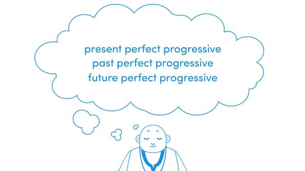 Perfect Progressive Tenses – Verlaufsformen im Vergleich (2)