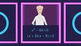 Reinquadratische Gleichungen faktorisieren