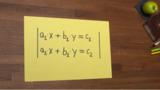 Lineare Gleichungssysteme mit zwei Variablen – Definition