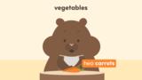 Fruit and Vegetables – Obst und Gemüse
