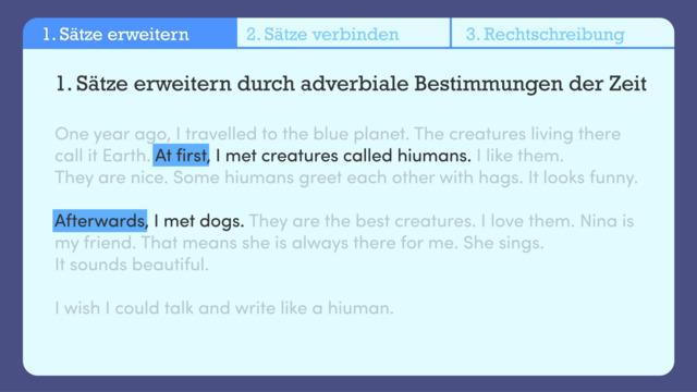 Editing – Überarbeitung und sprachliche Verbesserung