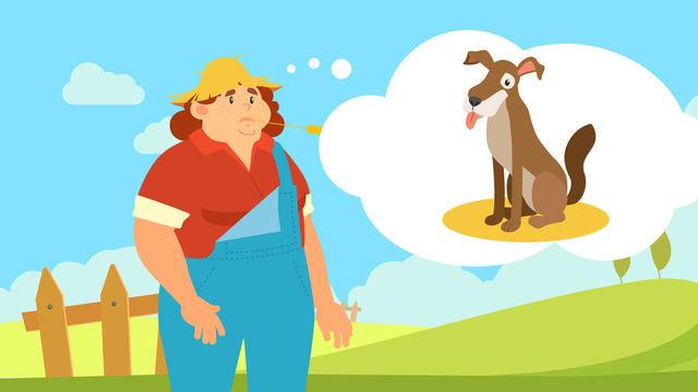 Farm Animals – Vokabeln zu Tiere auf dem Bauernhof