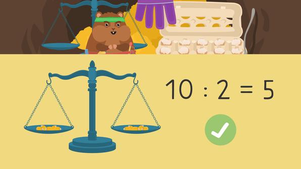Teilbarkeitsregeln der Zahlen 2, 5 und 10