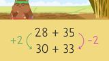 Rechentipps – Mit zweistelligen Zahlen rechnen